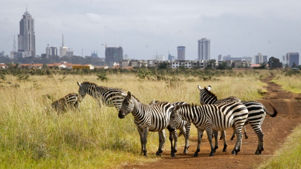 Visit to Nairobi National Park