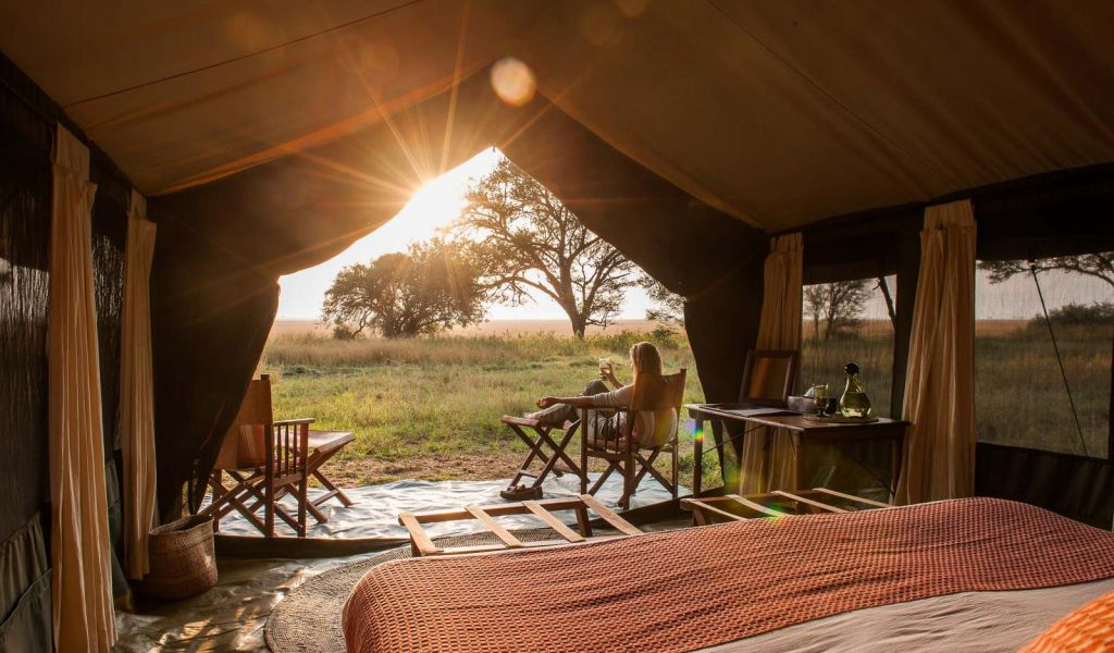 tanzania luxury camps and lodges