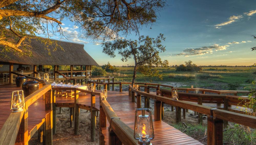 Desert Delta Camp Okavango