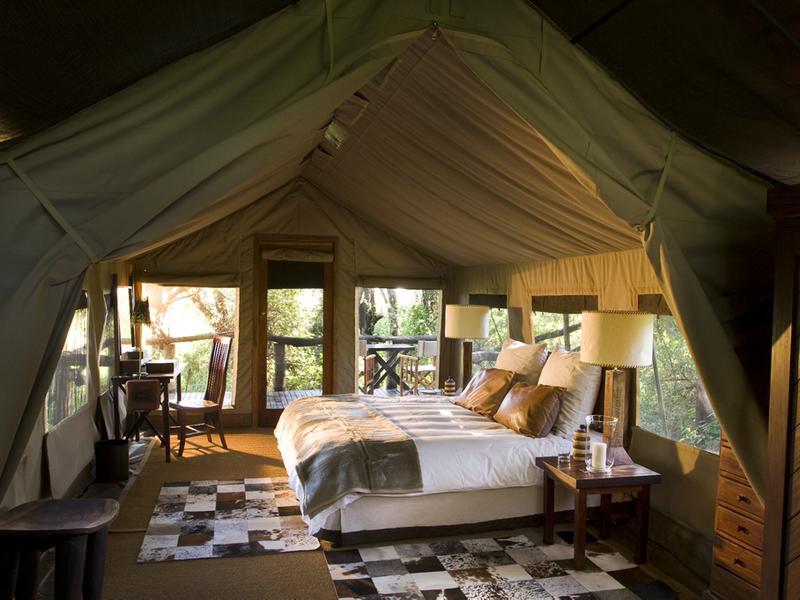 Nxabega Okavango Safari Camp