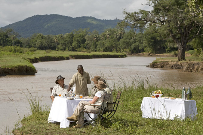 Chichele Safari Lodge