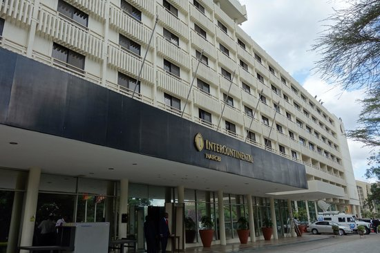 Hotel Intercontinental Nairobi