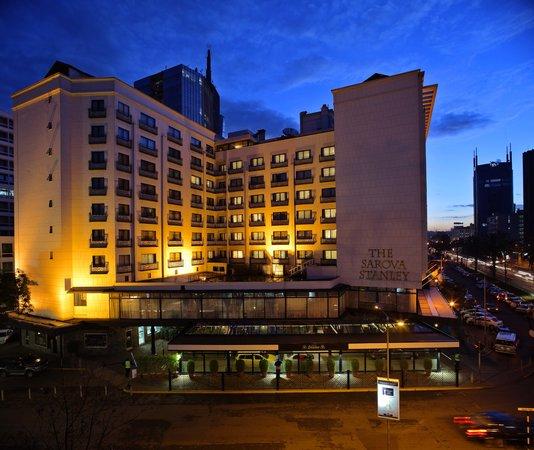 Nairobi Stanley Hotel
