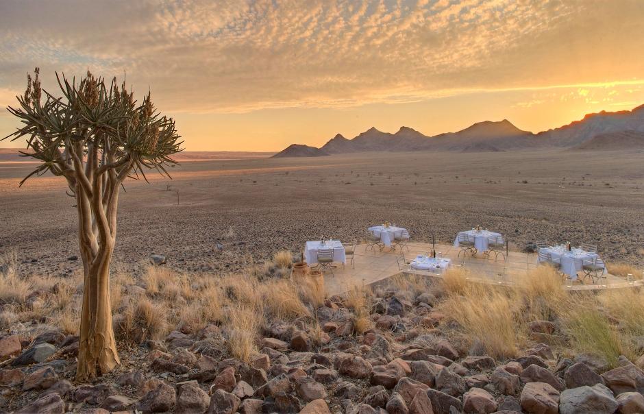 8 Day Namibia Classic Safari