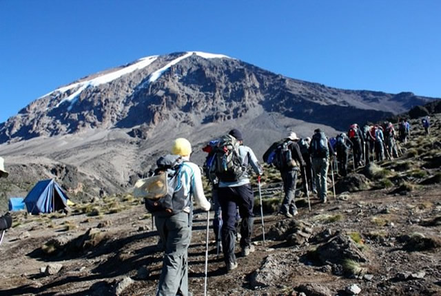 7 Day Mount Kilimanjaro Machame Route