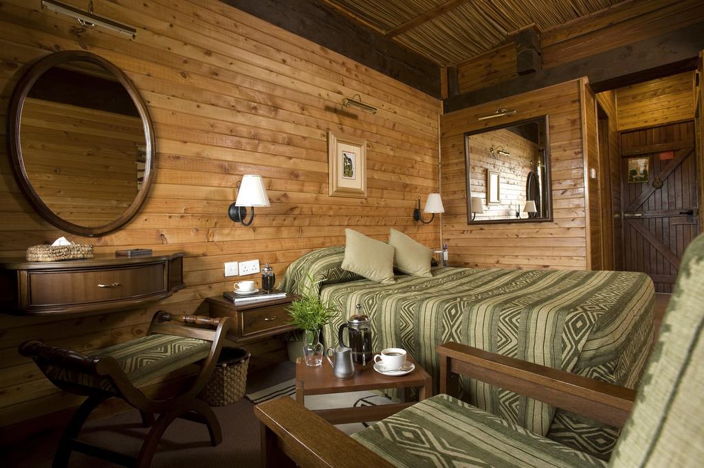 serena mountain lodge rooms