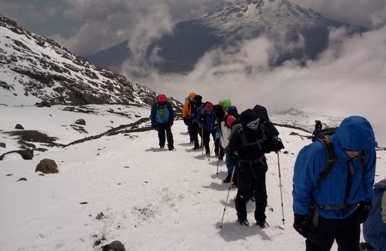 7 Day Mt Kilimanjaro Trekking Shira