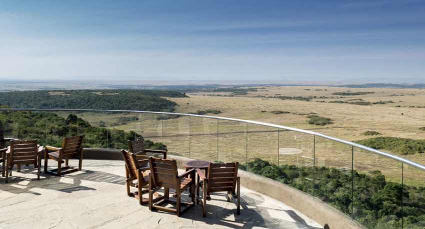 best lodges and camps to see wildebeest migration