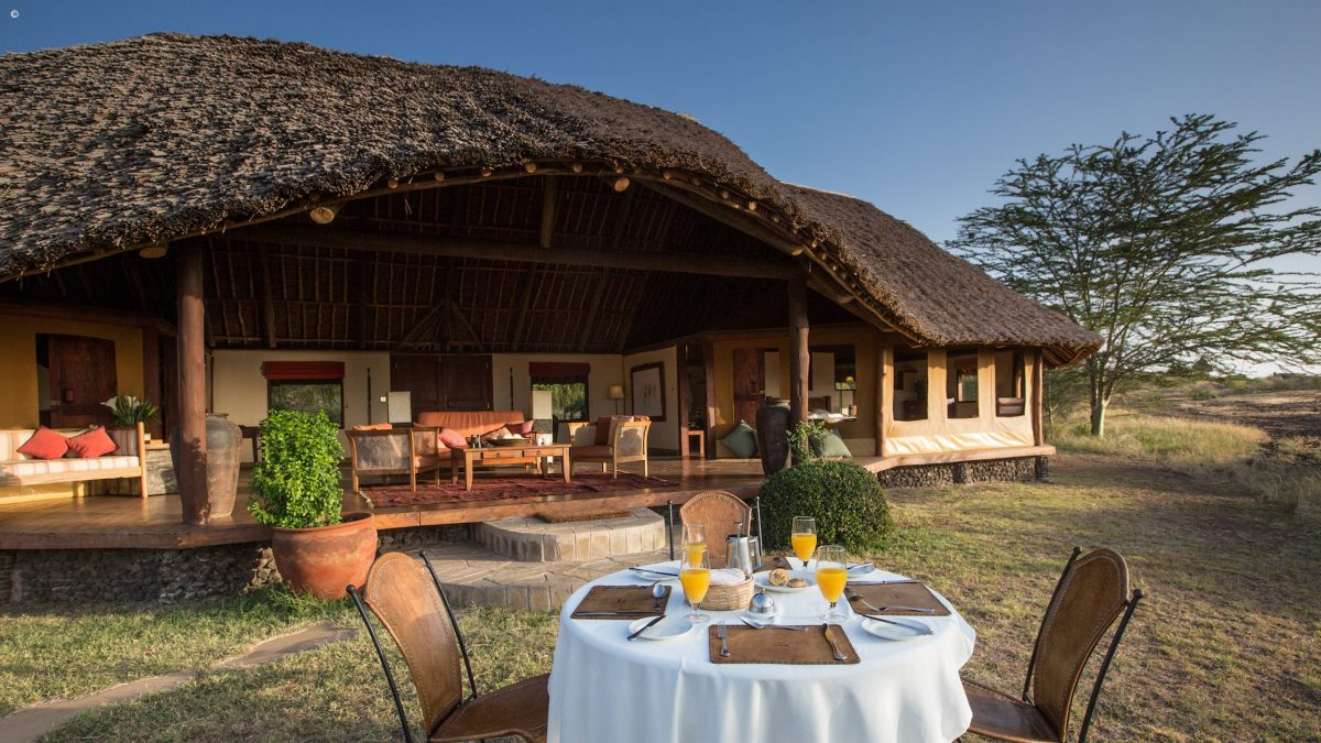 Tortilis camp Amboseli 1
