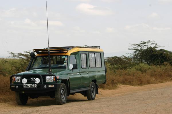 Kenya Wildlife & Beach Safari