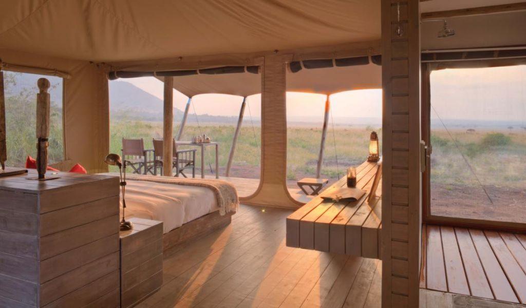 Kichwa Tembo Bateleur Camp