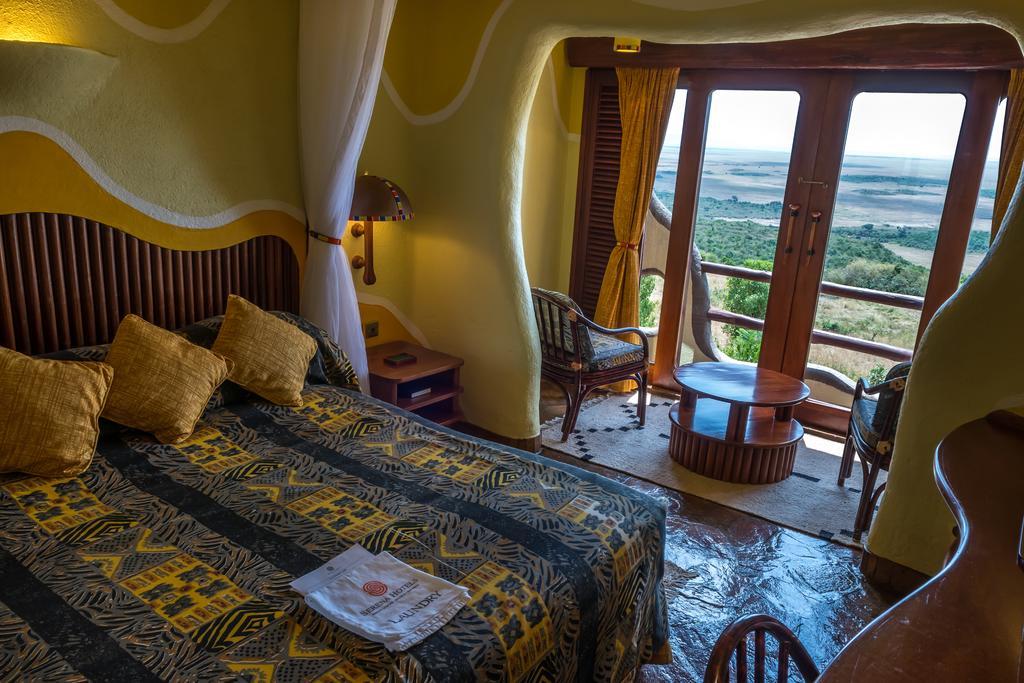 mara serena lodge rooms