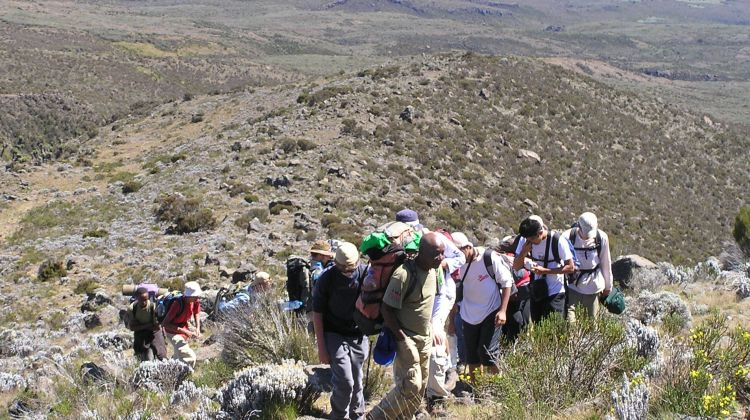 6 Day Mount Kilimanjaro Climb via Rongai Route