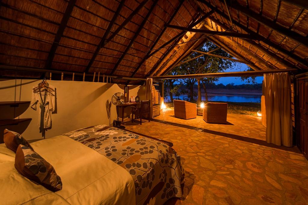 nkwali camp south luangwa